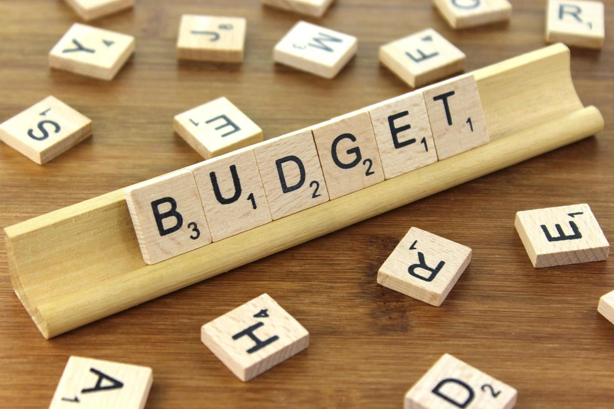 Time to talk budget!